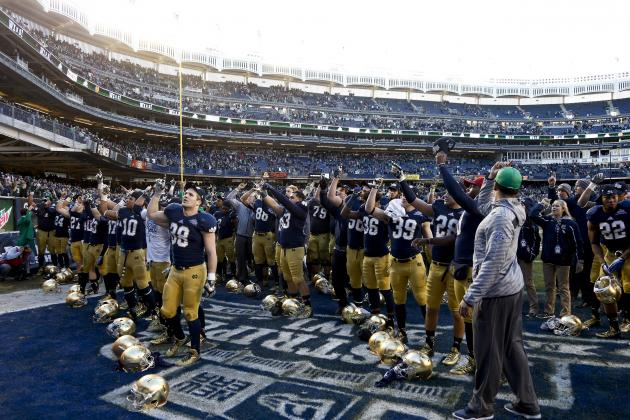 Notre Dame Football: 10 Things We Learned in Irish's Win Against Rutgers