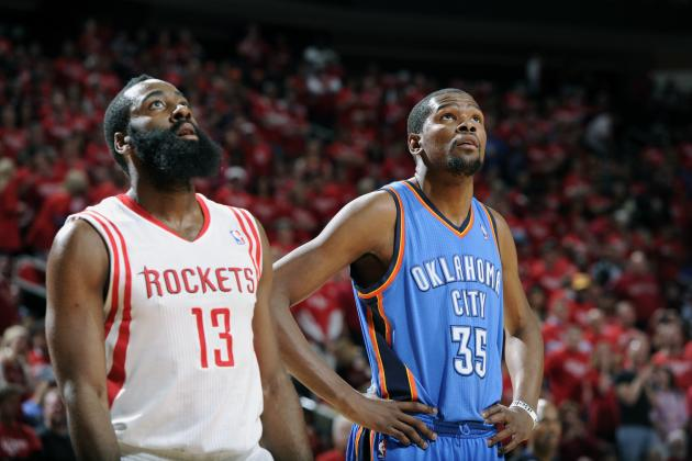 Definitive Guide to Rockets vs. Thunder and Sunday's Top NBA Games