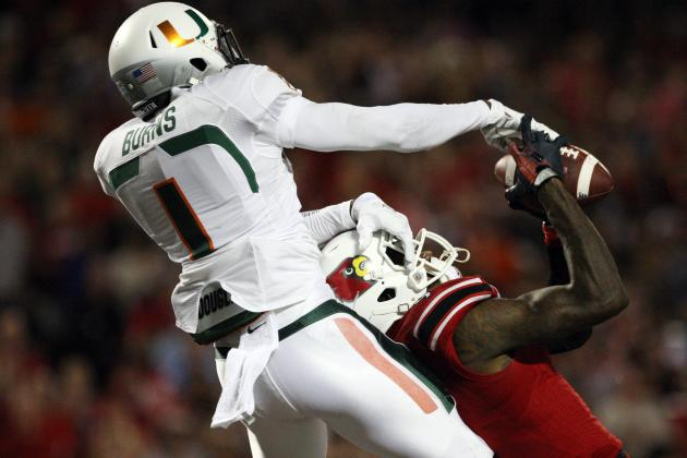Russell Athletic Bowl 2013: 10 Things We Learned in Miami's Loss vs. Louisville