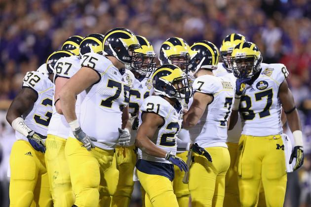 Buffalo Wild Wings Bowl 2013: 10 Things We Learned in Michigan's Loss