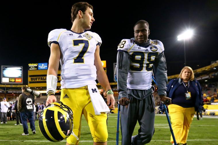 Michigan Football: Grading Quarterback Shane Morris Versus Kansas State