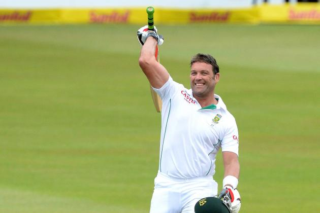Ranking Jacques Kallis' Top 5 Test Centuries