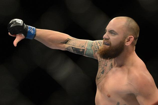 UFC 168 Results: Most Impressive Performances from Las Vegas