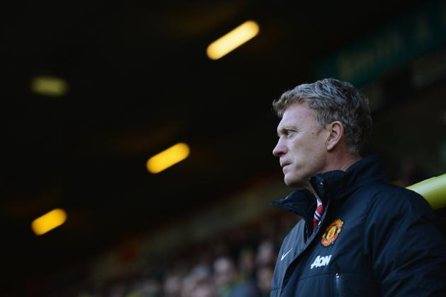 Five Things Man United Need to Do in the January Transfer Window