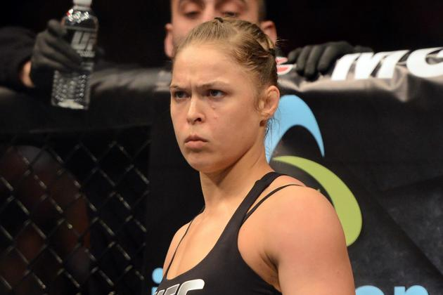 Ronda Rousey vs. Sara McMann Head-to-Toe Breakdown