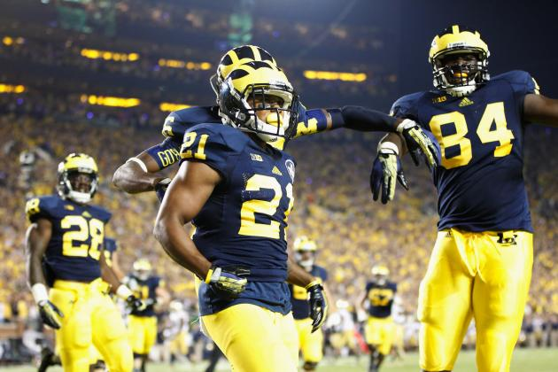 Michigan Football: 5 Best Moments of 2013