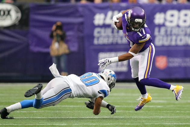 Detroit Lions vs. Minnesota Vikings: Takeaways from Detroit's 14-13 Loss