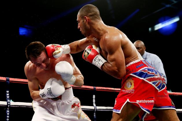 Predicting Which Boxers Will Win Their 1st Career Title in 2014