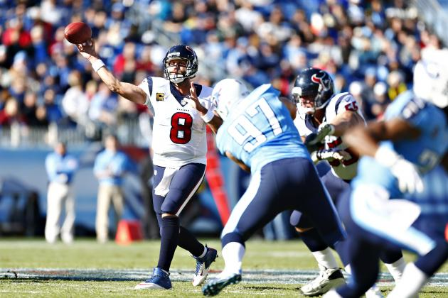 Texans vs. Titans: Takeaways from Houston's 16-10 Loss Against Tennessee