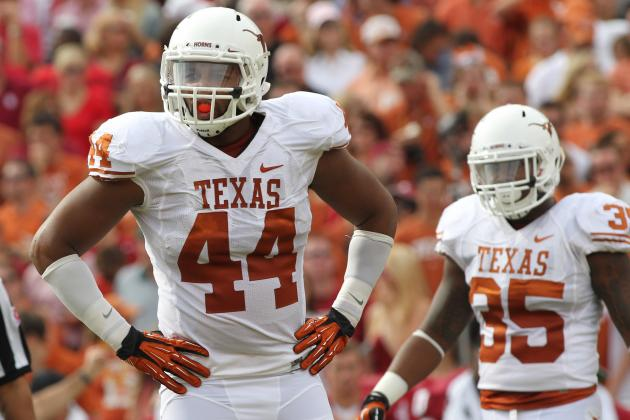 Texas Football: 5 Best Moments of 2013