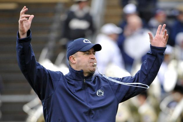 Penn State Football: Top 5 Coaching Candidates to Replace Bill O'Brien