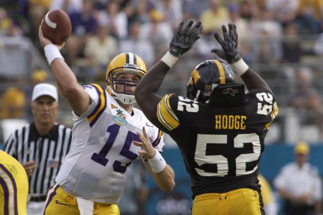 LSU vs. Iowa: Five Burning Questions for the 2013 Outback Bowl