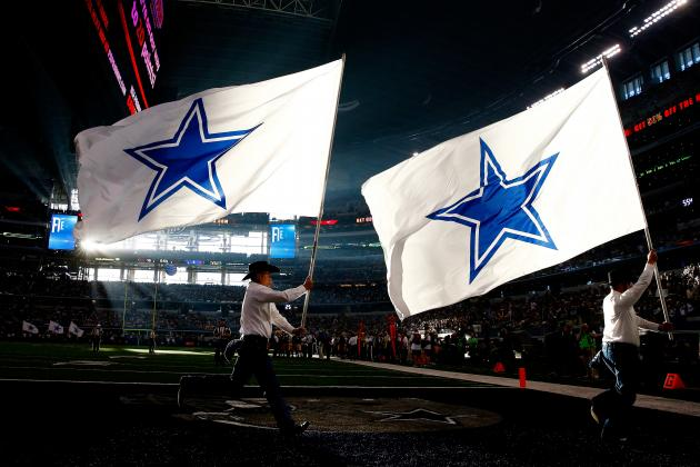 Grading Every Dallas Cowboys Starter's 2013 Regular Season