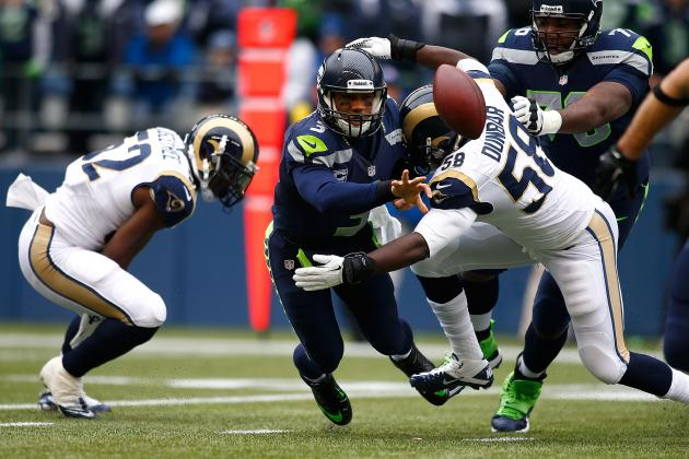 Rams vs. Seahawks: Takeaways from St. Louis' 27-9 Loss to Seattle