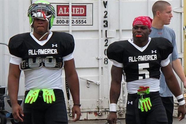 Under Armour All-America Game 2014: 10 Recruits with Best NFL Skill Sets