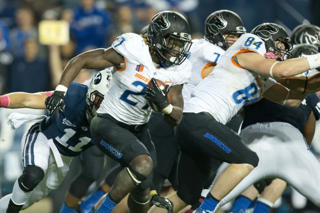 Boise State Football: 5 Best Moments of 2013