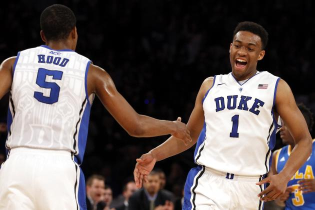 Duke Basketball: The 5 Most Impressive Blue Devils in 2013-14 So Far