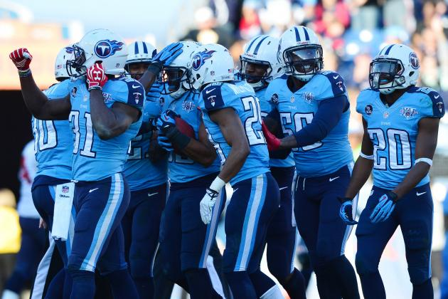 Grading Every Tennessee Titans Starter in 2013 Regular Season