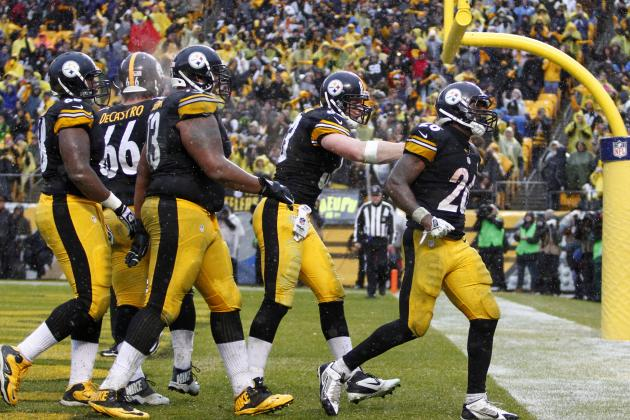 Grading Every Pittsburgh Steelers Starter's 2013 Regular Season