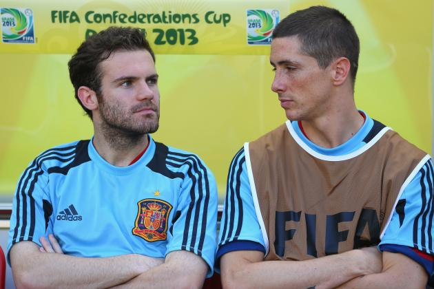 5 Spanish Players Likely to Miss out on the 2014 World Cup