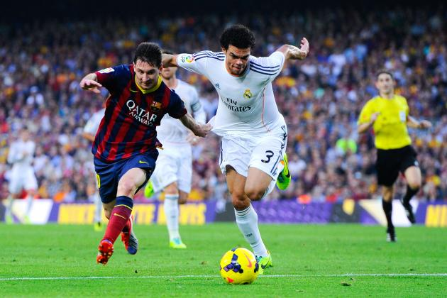 Picking a Combined Barcelona and Real Madrid Best XI for 2013