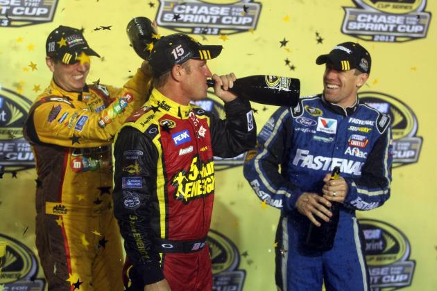 Drivers Most Likely to Win 1st Career Sprint Cup Title in 2014
