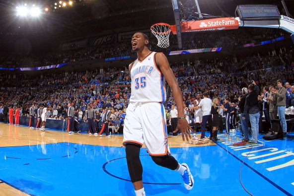 NBA: Key Takeaways from Kevin Durant's Explosive December