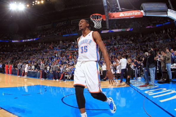 NBA: Key Takeaways from Kevin Durant's Explosive December