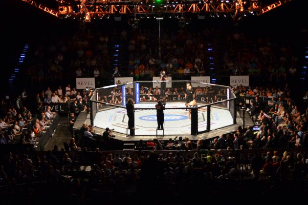MMA: The Top 5 Events of 2013
