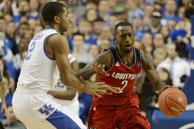 Winners and Losers from the AP College Basketball Top 25 Rankings in Week 9