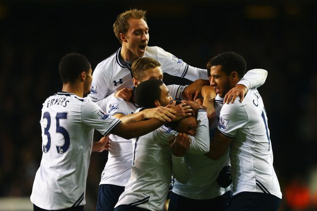 A Premier League Half-Term Report on Tottenham Hotspur