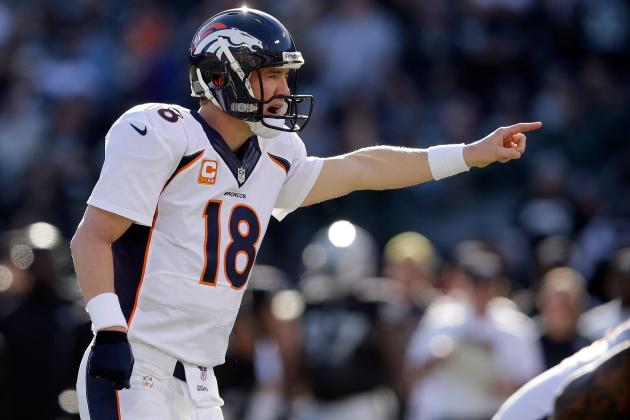 Denver Broncos: Analyzing Each Possible Divisional-Round Matchup