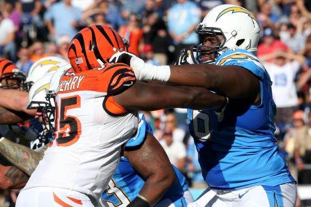 Chargers vs. Bengals: Who Has the Edge at Every Position?