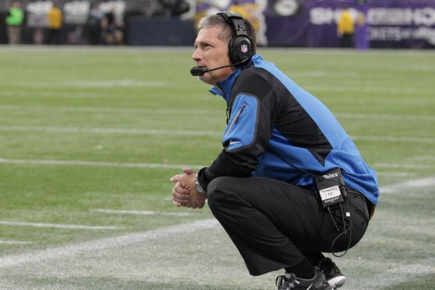 Top Replacement Candidates for Jim Schwartz in Detroit
