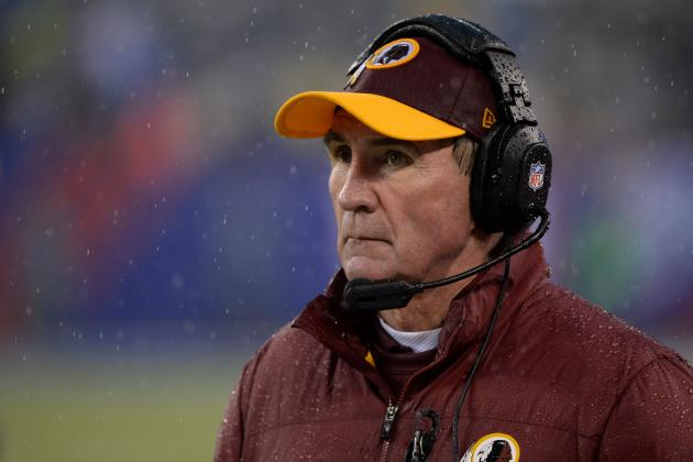 A Complete Timeline of Mike Shanahan's Demise with the Washington Redskins