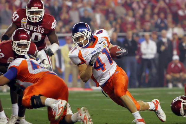 10 Best New Year's Day Memories of the BCS Era