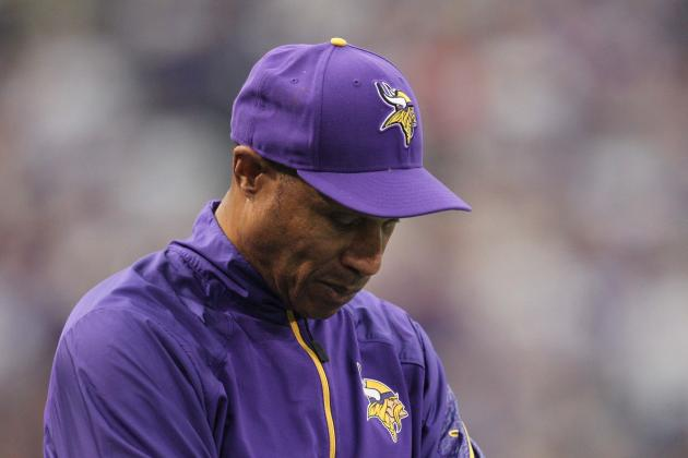 Minnesota Vikings Part Ways with Leslie Frazier, a Look at Possible Replacements