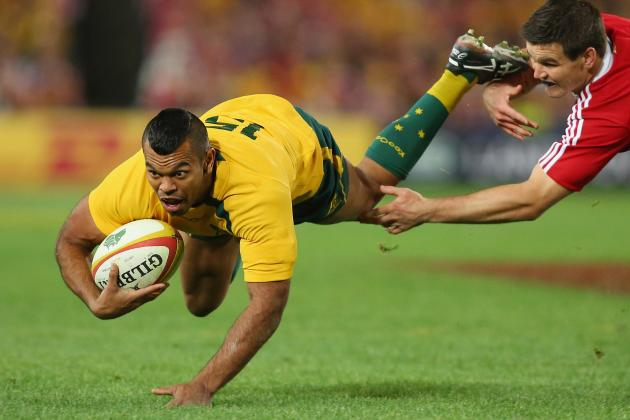 Picking a XV of Test Rugby's Most Disappointing Players in 2013