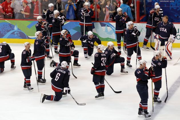 Burning Questions for USA Hockey's 2014 Winter Olympics Roster Announcement
