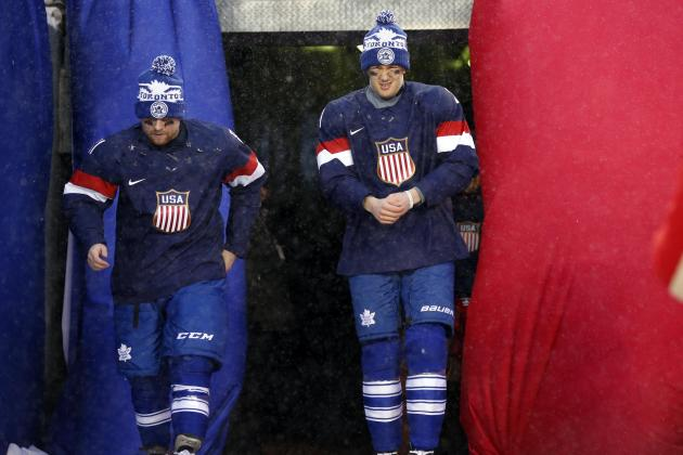 Biggest Strengths and Weaknesses for US Olympic Hockey Team in Sochi