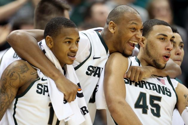 Michigan State Basketball: 5 Reasons Why the Spartans Will Win It All