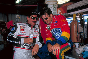 The Greatest NASCAR Driver from Each Decade