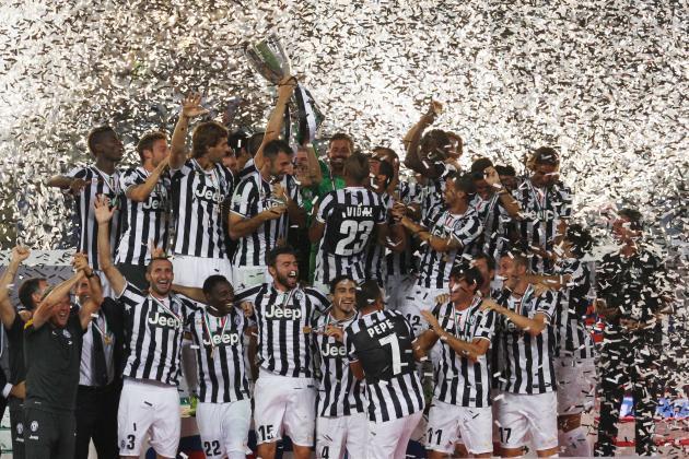 Serie A Team of 2013-14