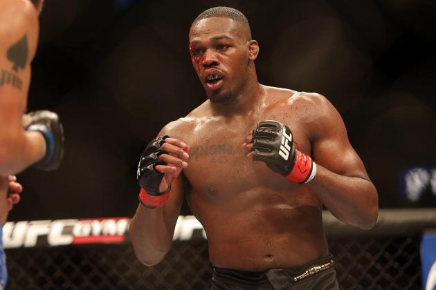 Top 10 UFC and MMA Fighters of 2013