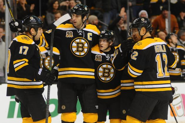 The Biggest Boston Bruins Storylines to Follow in 2014