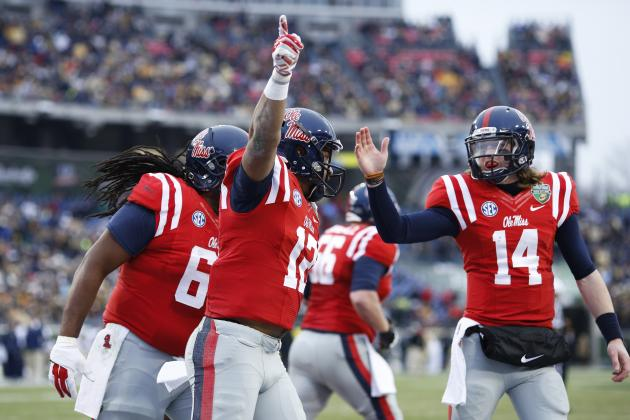Music City Bowl 2013: 10 Things We Learned in Ole Miss vs. Georgia Tech