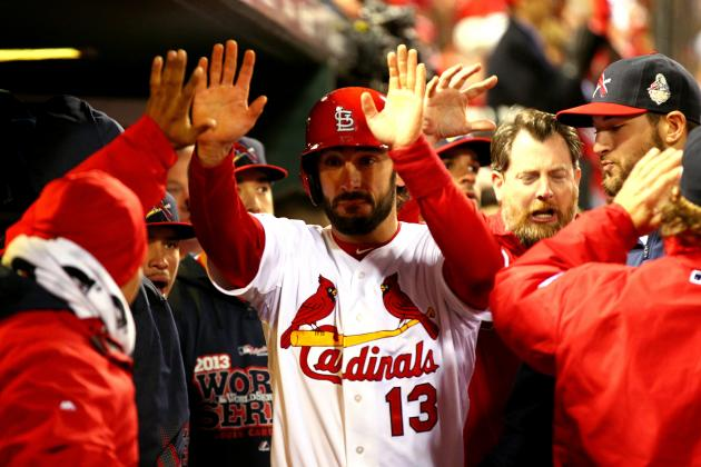 The Top 5 St. Louis Cardinals Stories from 2013