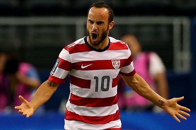 Picking a USMNT All-Star Best XI: Howard, Donovan, Jozy Highlight Squad