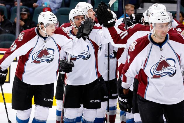 Every Colorado Avalanche Star's Best Moment of 2013