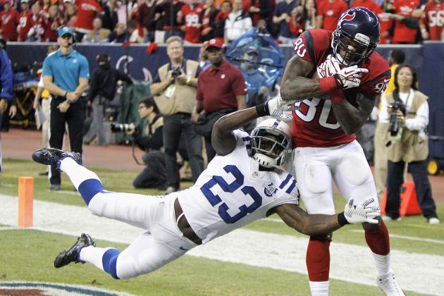 Grading Every Houston Texans Starter's 2013 Regular Season